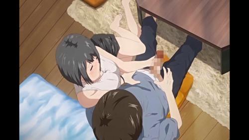Uwaki to Honki The Animation [2020,Nakadashi,Oral sex,Drama]