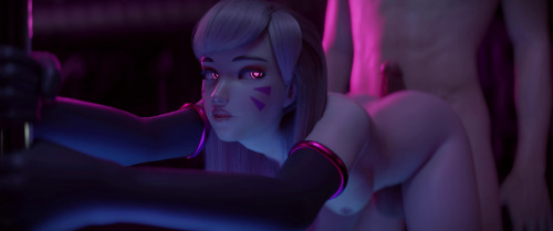 D.Va Stripper