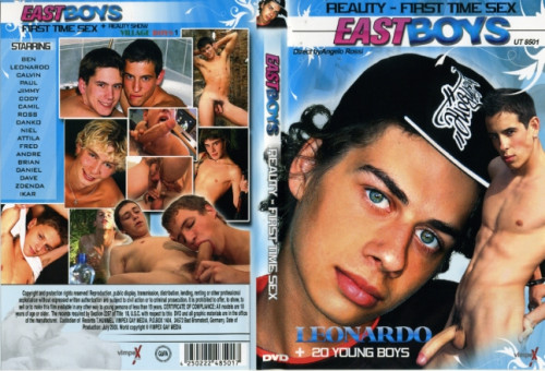 Leonardo + 20 Young Boys (Angelo Rossi / Vimpex / Eastboys)