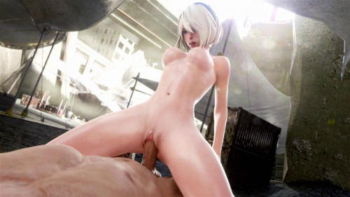Two be Nude [2021,3D,All sex]