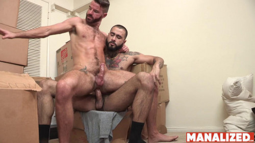 ML - Brendan Patrick, Rikk York - Cumslut Rumble (720p)