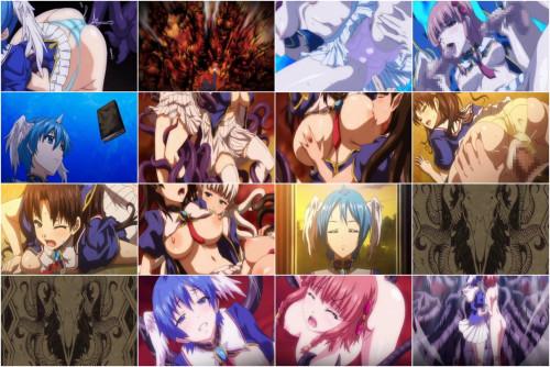 Shinkyoku no Grimoire The Animation 01