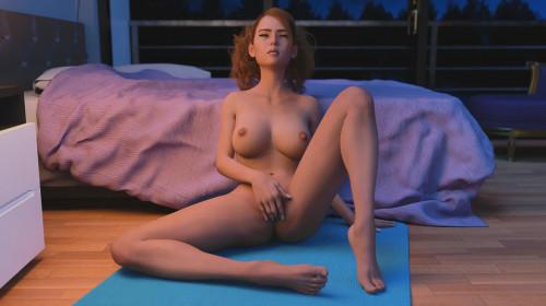Lust Academy Version 0.1.1 f [2020,Big tits,Oral sex,Milf]
