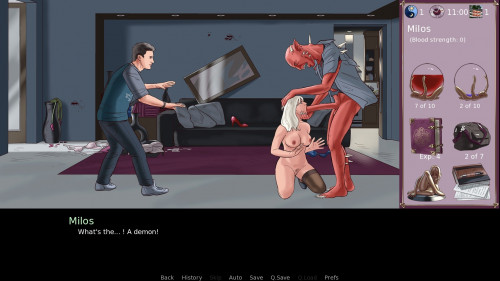 Lust And Power Version 0.34 [2020,Visual Novel,Blowjob,Anal sex]