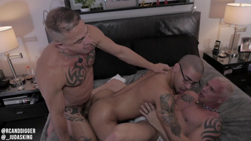 RFC - RCandDigger, Judas King - King Rules Muscle Daddies - Pt 2