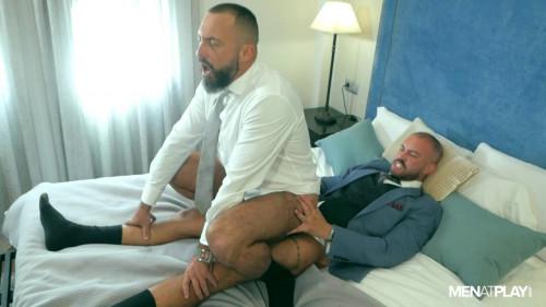 Hot Fucking of Bruno Max and Xavi Garcia (720p,1080p) [Gays,Bruno Max,Suits,Hairy,Businessmen]
