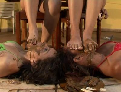 Scat secretary girls 3 Filesmonster Scat