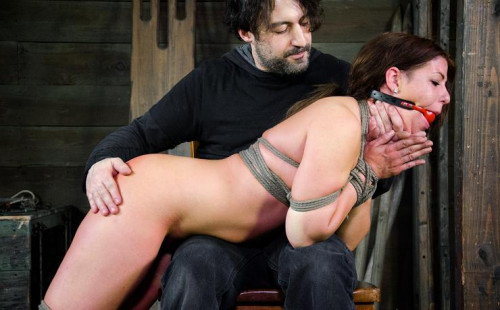 Her clit is going to get the same treatment her nipples did, though