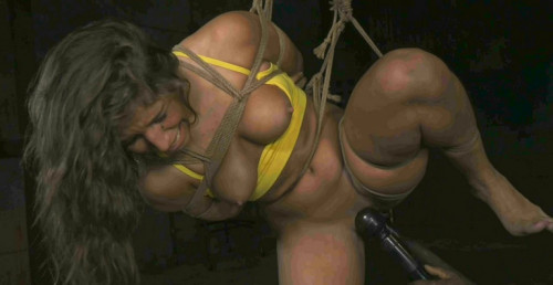 Tie Me Up- BDSM action