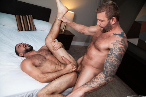 RS - Hot, Raw And Ready - Ricky Larkin and Colby Jansen