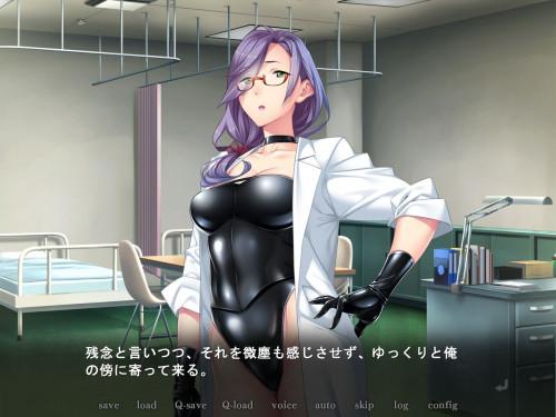 Prison Queendom - Kyousei M Otoko-ka Choukyou [All Sex,Prison,ADV]