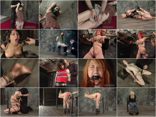 Vip New Exclusive Beautifull Unreal Cool Collection Of Hard Tied. Part 4.