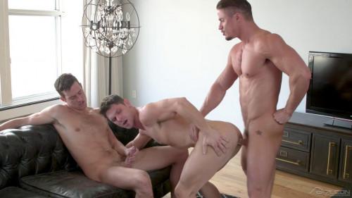 FS - Skyy Knox, Devin Franco & Steven Lee (720p)