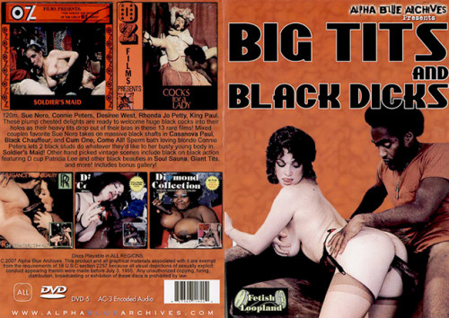 Big Tits And Black Dicks (1975) – Sue Nero, Desiree West, Connie Peters