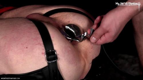 Teen Slave Initiation [Gay BDSM,Bondage,Big Dick,Oral]