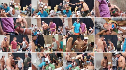 ClubBangBoys - Gangbang Boy Party - Part 1