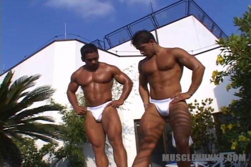 MH - Scott Kirby & Pablo Blades - Bubble Butt Buddies