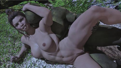 Alenjas Adventures Version 0.045 Remaster [2021,Female domination,Corruption,Group sex]