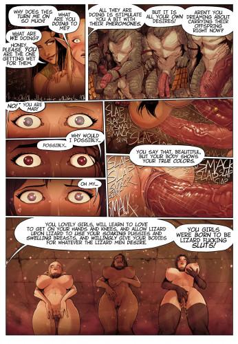 DevilHS [Porn Comic,Big Ass,Parody]