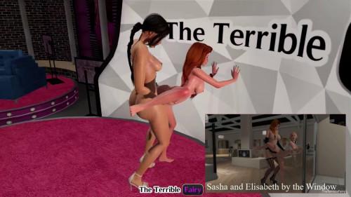 A Terrible [2018,3D,All sex]