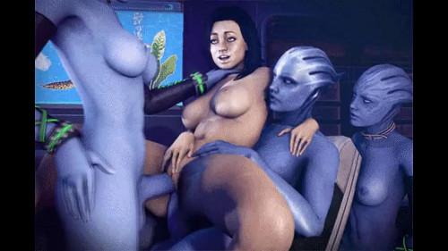 Miranda Lawson part 3 Futanari