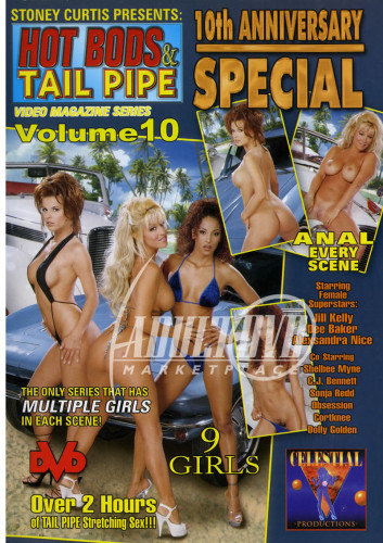 Hot Bods and Tail Pipe Part 10 [1998,Retro,Straight,Facial,Anal]