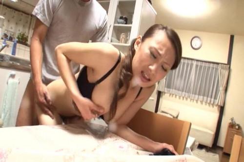 Breast Milk To juice Married To Gulp - Kasuga Mona