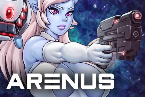 Arenus [Blue Skin,Oral,Masturbation]