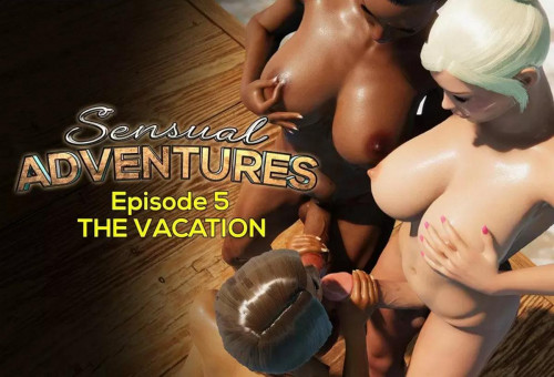 Sensual Adventures - Episode 5 [Masturbation,SLG,Huge Cock]