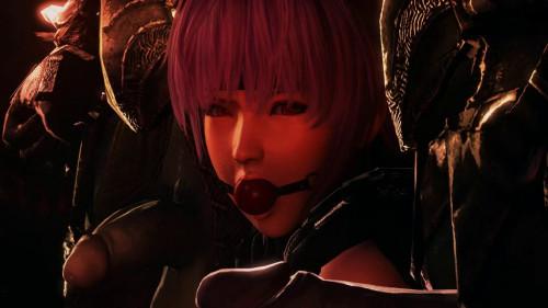 Kunoichi 3 - Dark Butterfly [2021,Multiple penetration,3DCG]