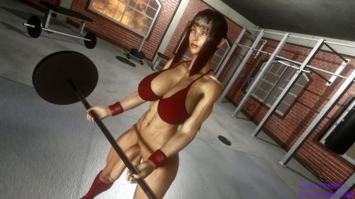 Workout [2019,3D,All sex]
