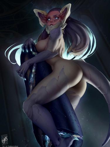 The Maestro N's Arts Part 23 [2021,Nude,Yuri,Anal]