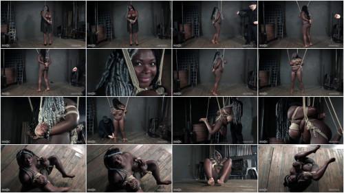 Huge Tits Ebony Pinished & Dominated