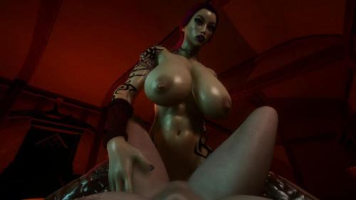 Giantess Female pov [2020,All sex,3D]
