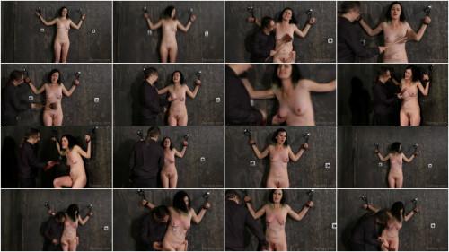 Rita Rollins Lovely Rita Needs Her Tits Hurt (2016)