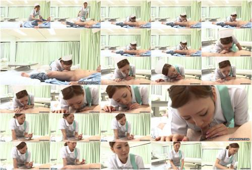 Nurse mio kuraki is doing a great job, each time