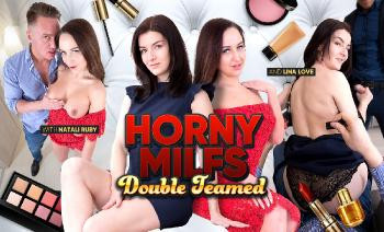 Double Teamed [2020,vaginal sex,reverse cowgirl,cowgirl]