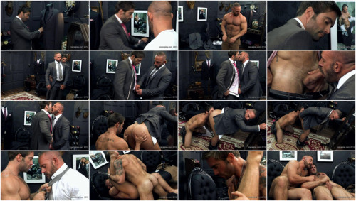 Men At Play - Bespoke (Episode One) Jake Genesis and Samuel Colt