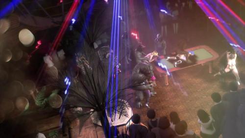 Taimanin Doujin Episode four Banquet