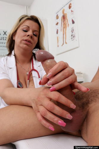 Sperm Hospital Photo Set !! [Porn photo]