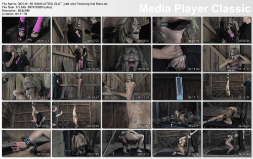 Kali Kane get a lot of orgasms from rough sex