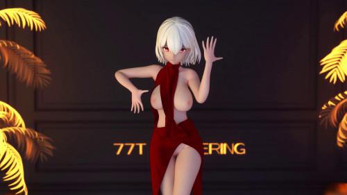 Dances From Anime Girls - Scene 13 - UltraHD 2160p