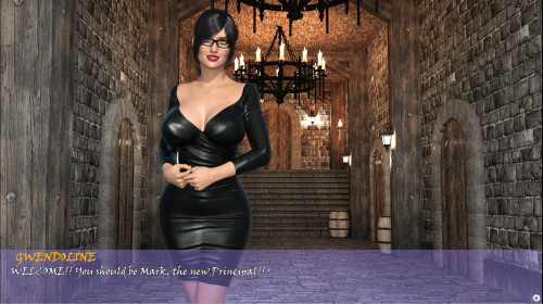 Teen Witches Academy New Version 0.02