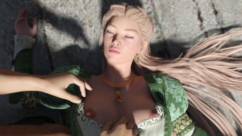 Fragile Innocence Version 0.05 [2021,Big tits,Female protagonist,Teasing]