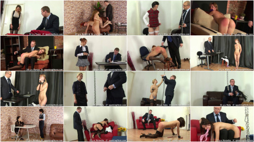Spanking Them Excellent Sweet Magic Perfect Vip Collection. Part 4.