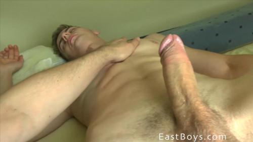 Eastboys - Ronnie - Caravan Boys 2014 - Handjob