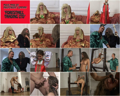 Rough Sex In Russia - Cossack Rebellion