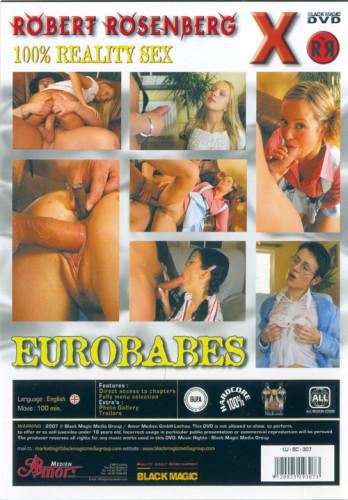 European Gonzo #7 Robert Rosenberg Private Castings