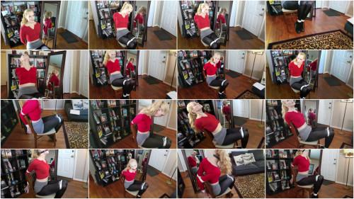 ShinyB - Ariel Anderssen.. Chairtied For a Custom