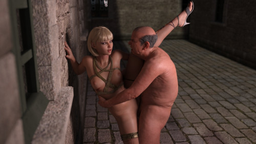 Tales Of The Exiled Version 0.27 [2021,Hardcore sex,All sex,Old Man]